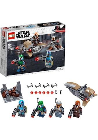 LEGO® Konstruktionsspielsteine »Mandalorianer™ Battle Pack (75267), LEGO® Star Wars™«,... kaufen