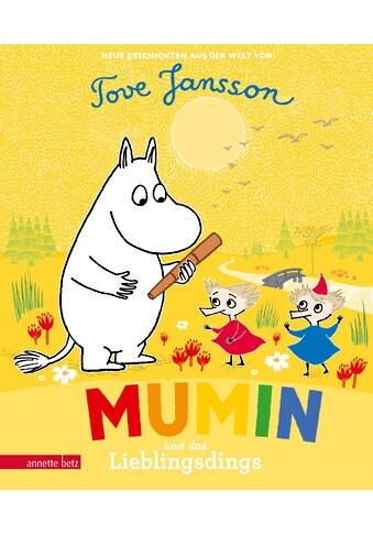 Buch »Mumin und das Lieblingsdings / Christiane Lawall, Moomin Characters (TM)« kaufen