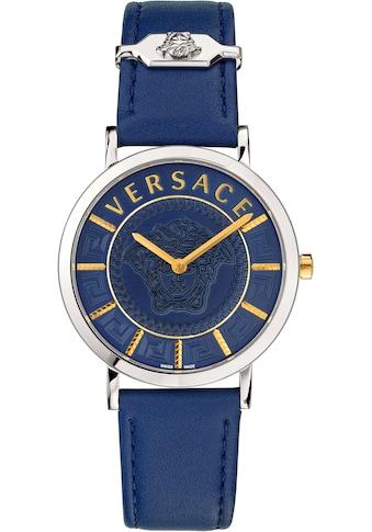 Versace Schweizer Uhr »V-ESSENTIAL 36 mm, VEK400121« kaufen