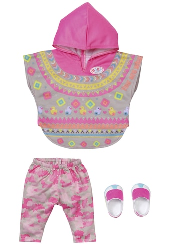 Baby Born Puppenkleidung »Deluxe Trendy Poncho« kaufen