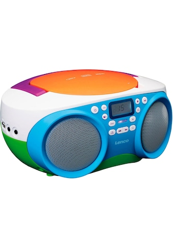 Lenco »SCD - 41« Stereo - CD Player (UKW - Radio) kaufen