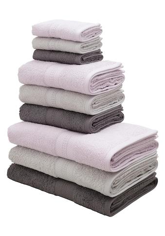 Handtuch Set, »Astrid«, andas (Set) kaufen