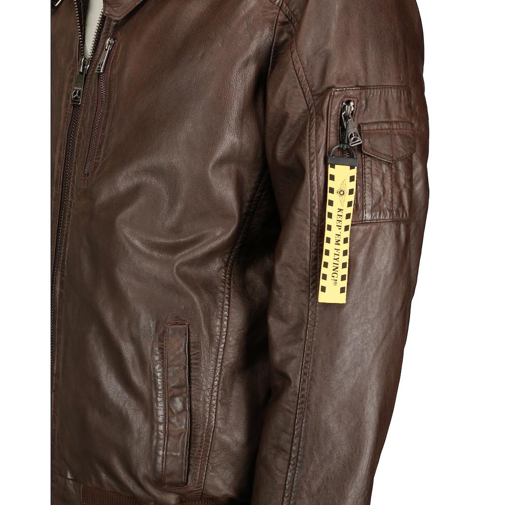 TOP GUN Military-Jacke »TG2019-3144«, Sportlicher Schnitt