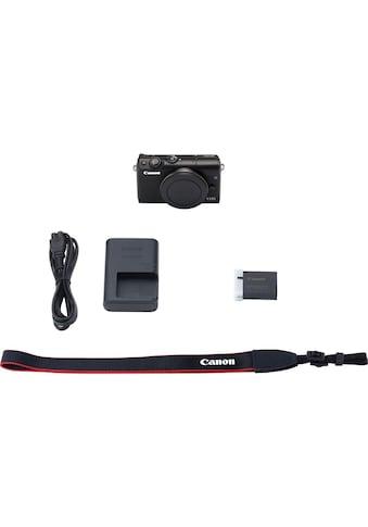 Canon Systemkamera-Body »EOS-M100BODY EU26«, NFC-WLAN (Wi-Fi)-Bluetooth kaufen