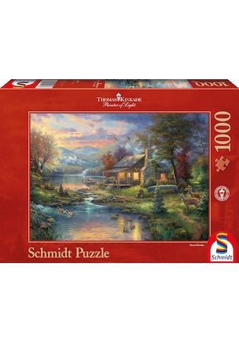 Schmidt Spiele Puzzle »Im Naturparadies«, Made in Germany kaufen