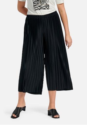 Emilia Lay Jerseyhose »zum Schlupfen«, mit weitem Bein kaufen