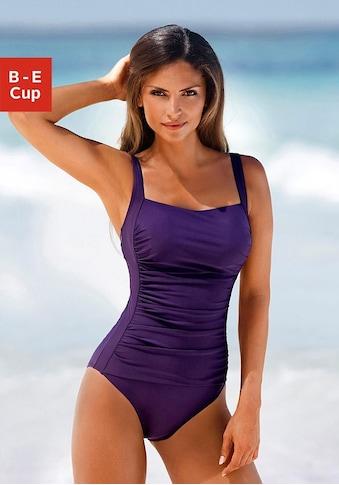 LASCANA Badeanzug, mit Raffungen kaufen