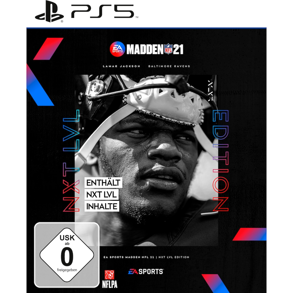 Electronic Arts Spiel »Madden NFL 21 Next Level Edition«, PlayStation 5