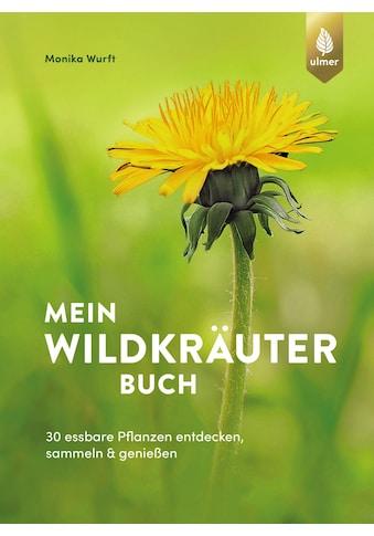 Buch »Mein Wildkräuterbuch / Monika Wurft« kaufen