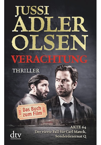 Buch »Verachtung / Jussi Adler-Olsen, Hannes Thiess« kaufen