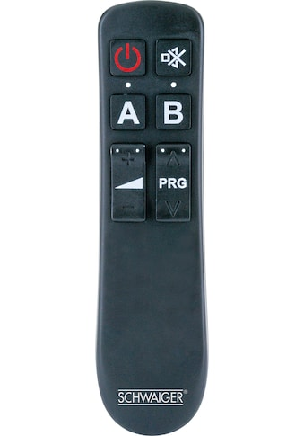 Schwaiger 2 in 1 Ersatzfernbedienung für alle Samsung, LG, Sony, Philips, »Panasonic TV - Geräte« kaufen