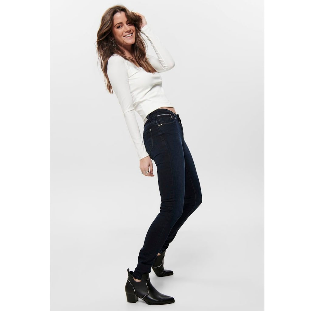 Only Skinny-fit-Jeans »ONLISA LIFE«