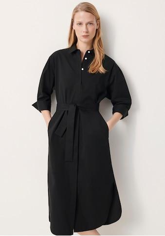 someday Hemdblusenkleid »Quoluma«, mit verdeckter Knopfleiste kaufen