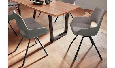 MCA furniture 4-Fußstuhl »Parana«, Stuhl belastbar bis 120 Kg kaufen