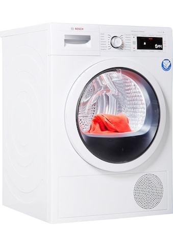 BOSCH Wärmepumpentrockner »WTW87541«, 9 kg kaufen