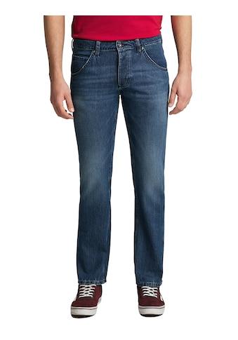 MUSTANG 5-Pocket-Jeans »Michigan Straight«, lockerer Schnitt kaufen