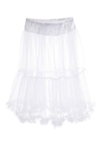MarJo Trachtenrock, Petticoat mit Rüschen kaufen