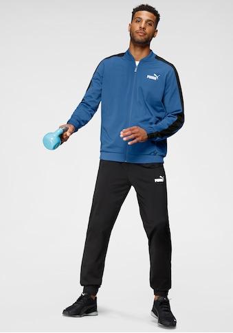 PUMA Trainingsanzug »Baseball Tricot Suit« kaufen
