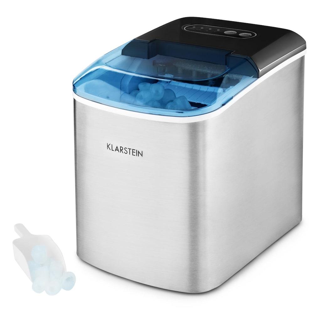Klarstein Eismaschine Eiswürfelmaschine Eiswürfelbereiter Ice Maker 12kg