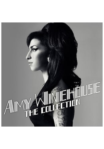 Musik-CD »The Collection (5CD Box) / Winehouse,Amy« kaufen