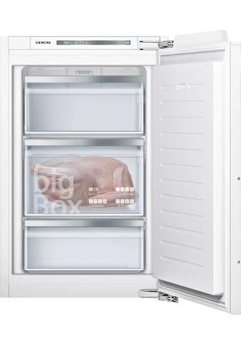 SIEMENS Einbaugefrierschrank »GI21VADE0«, iQ500 kaufen