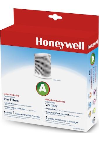 Honeywell Vorfilter »HRF-AP1E«, geruchsreduzierend kaufen