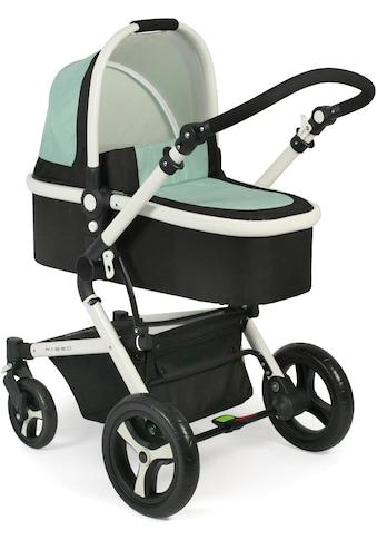 CHIC4BABY Kombi-Kinderwagen »Passo, mint«, 15 kg kaufen