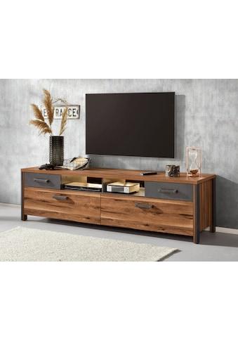 TRENDMANUFAKTUR Lowboard »Buffalo«, Breite 187 cm kaufen