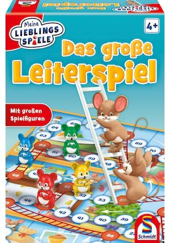 """Schmidt Spiele Spiel, """"Das große Leiterspiel"""" kaufen"""
