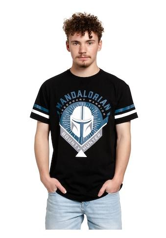 Star Wars T-Shirt »The Mandalorian The Mandalorian Stripes« kaufen