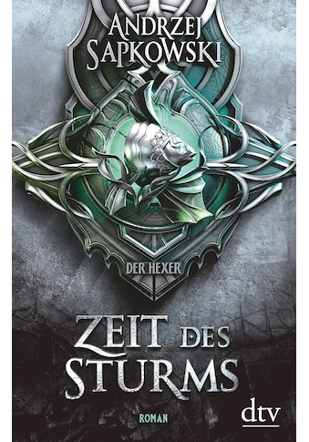 Buch »Zeit des Sturms / Andrzej Sapkowski, Erik Simon« kaufen