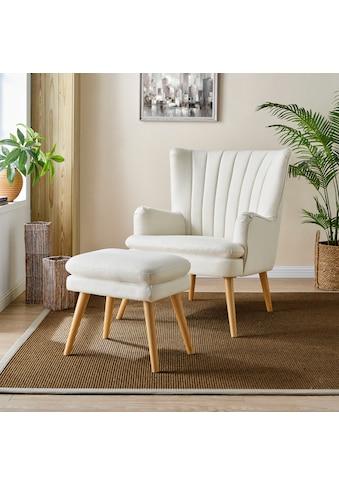 Home affaire Sessel »Zenia« kaufen