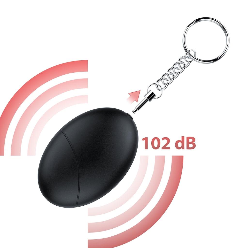 Aplic Alarm Schlüsselanhänger mit ca. 100dB