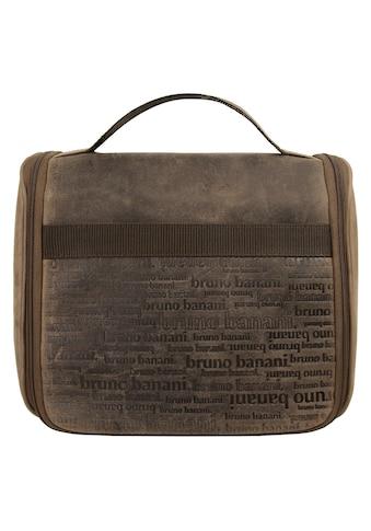Bruno Banani Kulturbeutel »ALL OVER« kaufen