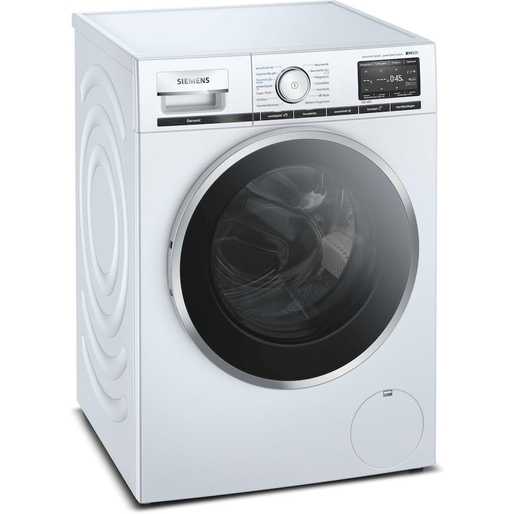 SIEMENS Waschmaschine, WM16XF40