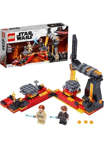 """LEGO® Konstruktionsspielsteine """"Duell auf Mustafar™ (75269), LEGO® Star Wars™"""", Kunststoff, (208 - tlg.) kaufen"""