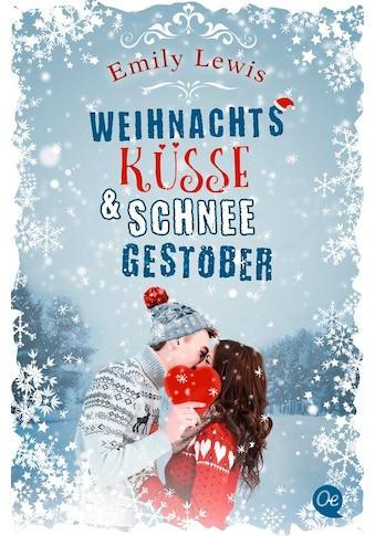 Buch »Weihnachtsküsse und Schneegestöber / Emily Lewis, Ute Mildt« kaufen