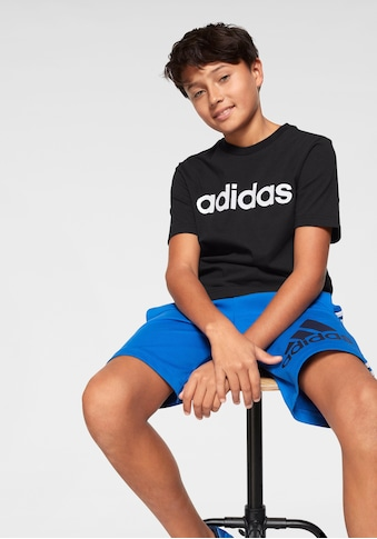 adidas Performance T - Shirt »ESSENTIAL LINEAR TEE« kaufen