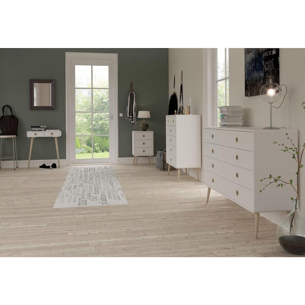 Home affaire Kommode »Softline«, Breite 135 cm
