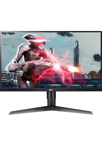 "LG Gaming-Monitor »27GL63T«, 69 cm/27 "", 1920 x 1080 px, Full HD, 5 ms Reaktionszeit,... kaufen"