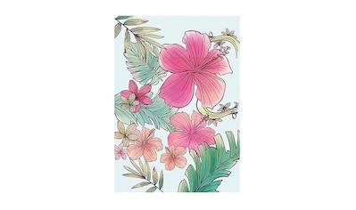 Komar Poster »Ariel Flowers«, Disney, Höhe: 70cm kaufen
