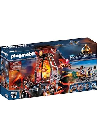 "Playmobil® Konstruktions - Spielset ""Burnham Raiders Lavamine (70390), Novelmore"", Kunststoff kaufen"