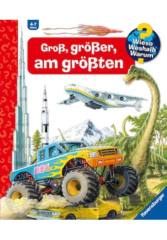 Buch »Groß, größer, am größten (Riesenbuch) / Carola von Kessel, Peter Nieländer« kaufen