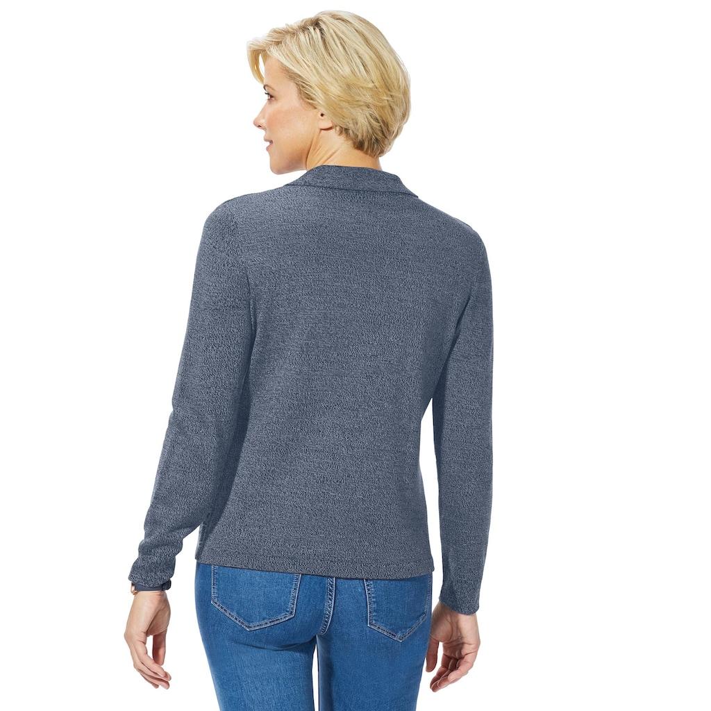 Classic Basics Polokragenpullover »Pullover«