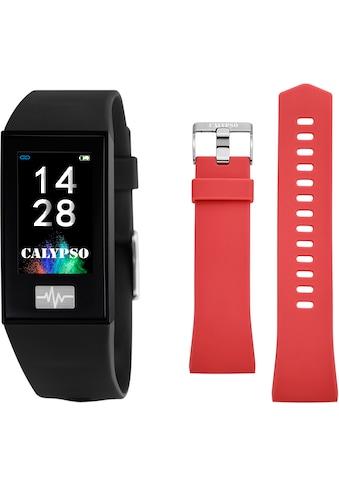 CALYPSO WATCHES Smartwatch »Smartime, K8500/6«, ( Mit Wechselband) kaufen