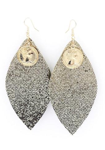J.Jayz Paar Ohrhaken »mit Metallic-Effekt« kaufen