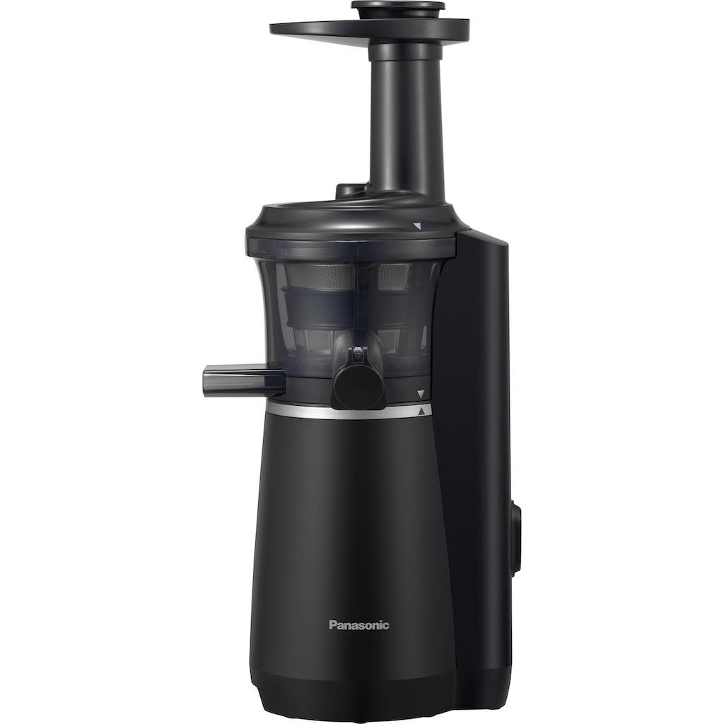 Panasonic Slow Juicer »MJ-L501KXE«, 150 W