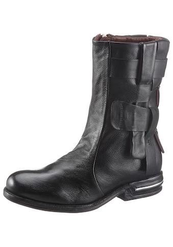 A.S.98 Stiefel »TEAL«, aus vegetabil gegerbtem Oberleder kaufen