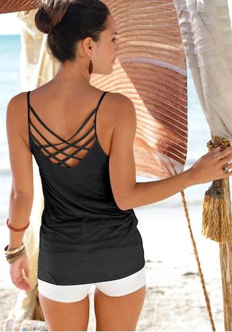 LASCANA Strandtop kaufen