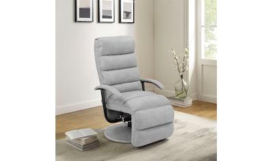 my home Relaxsessel »Lauris«, mit mechanischer Relaxfunktion, integrierte Fußstütze,... kaufen